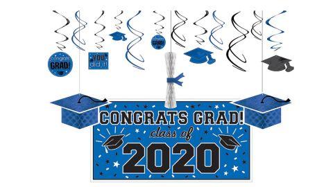 Congrats Grad Graduation Decorating Kit