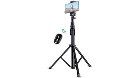 UBeesize Extendable Tripod Stand with Bluetooth Remote