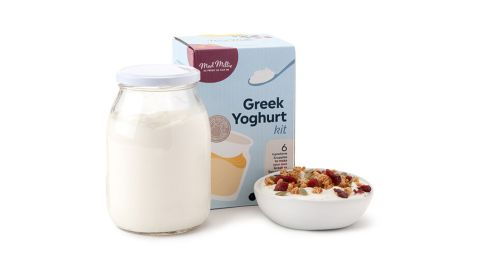 Make Your Own Greek Yogurt Kit