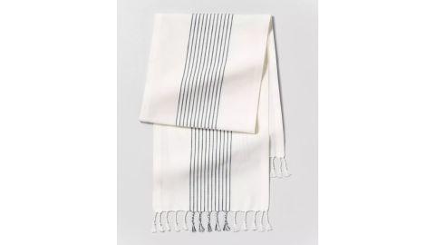 Stripe Runner - Sour Cream / Blue - Hearth & Hand with Magnolia