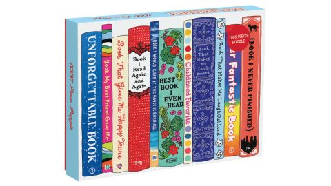 Galison Ideal Bookshelf: Universals Puzzle, 1000 Pieces