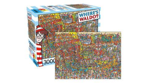 Where's Waldo? 3000-Piece Jigsaw Puzzle