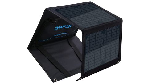 Chafon 40W Portable Solar Charger with Foldable Panel