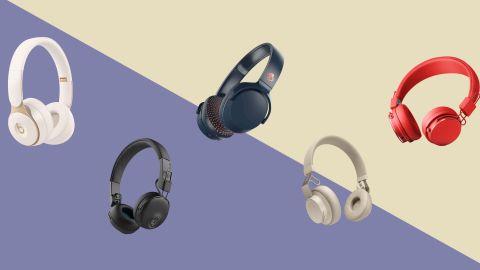 Beats Solo Pro, JLAB Studio ANC, Skullcandy Riff Wireless, Jabra Move Style Edition, Urbanears Plattan 2 Bluetooth