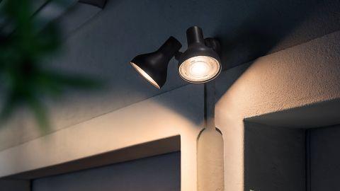 Philips Hue White Outdoor PAR38 13W Smart Bulbs