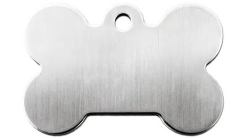 Quick-Tag Personalized Engraved Pet ID Tag