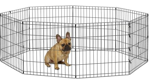 New World Pet Products Foldable Metal Exercise Pen