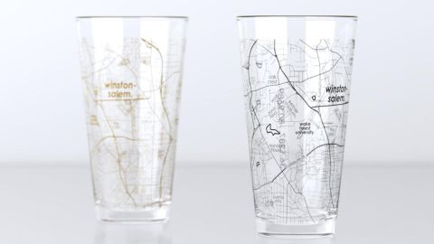 College Town Drinkware