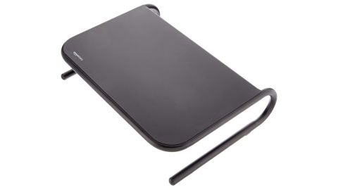 AmazonBasics Metal Laptop Computer Monitor Riser Stand