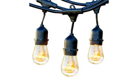 Brightech Ambience Pro Waterproof Outdoor String Lights