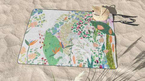 Society6 Picnic Blanket
