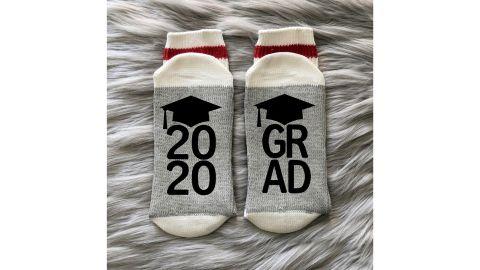 2020 Grad Socks