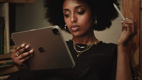 Apple 12.9-inch iPad Pro with Liquid Retina Display, 128GB