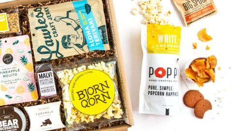 Mouth.com Snacks of the Month