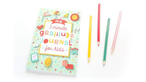 'The Three-Minute Gratitude Journal for Kids'