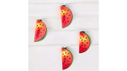 Watermelon Outdoor Mini String Lights