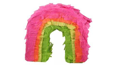 Mini Rainbow Piñata