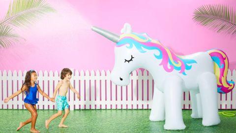 Unicorn Sprinkler