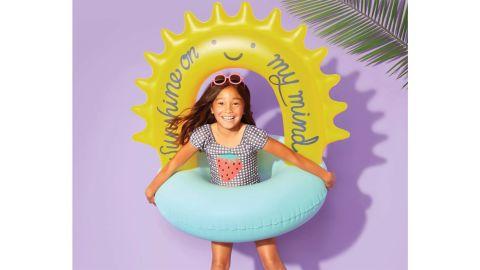 Sunshine On My Kiddo Float