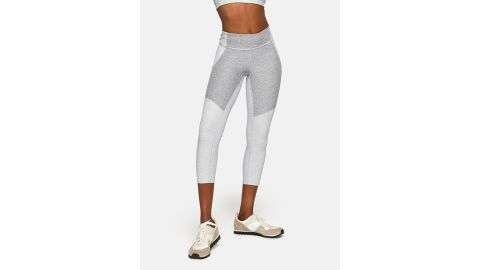Outdoor Voices 3/4 Two-Tone Leggings