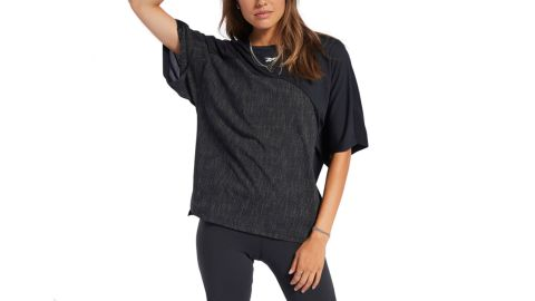 Fabric Mix T-Shirt