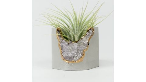 Geode Candle Holder/Planter