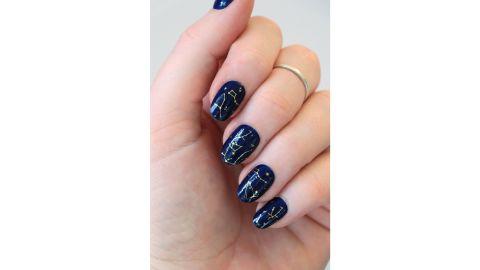 Constellation Nail Tattoos