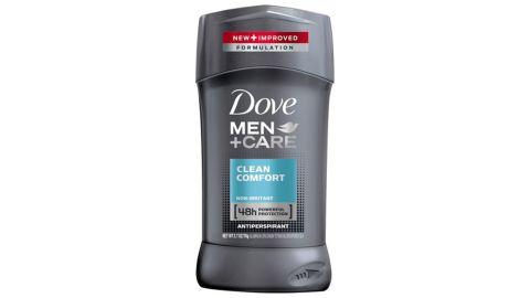 Dove Men+Care Clean Comfort Antiperspirant Deodorant