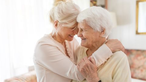 Miss being able to just drop in on a parent, grandparent, friend or other relative at the assisted living or nursing home? Odds are they miss you even more.