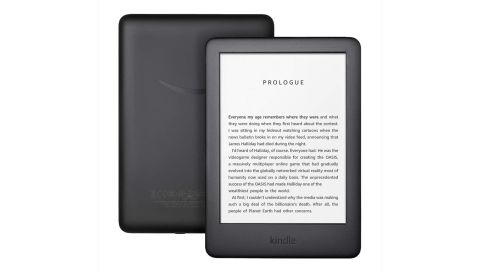Fire HD 8 Tablet filled with Audible Books