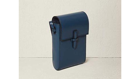 Hunting Season Crossbody Pouch Box Calf Handbag