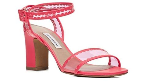 Tabitha Simmons 'Leticia Frill' Block Heel Sandal
