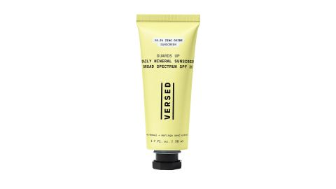 Versed Skin GUARDS UP Daily Mineral Sunscreen SPF 35