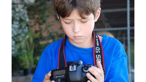 Digital Film and Video Production eLive Camp