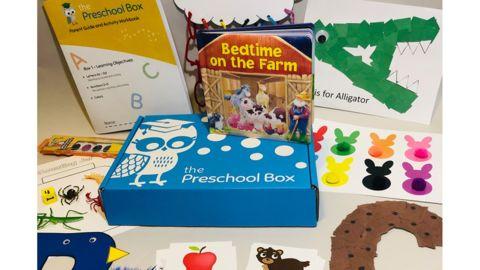 The Preschool Box
