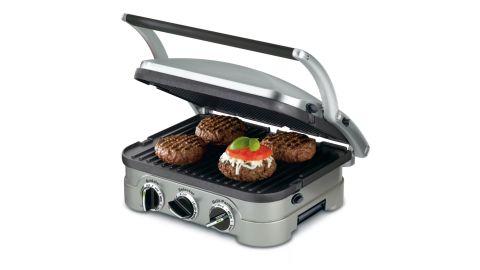 Cuisinart Griddler - Stainless Steel GR-4N