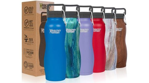 Healthy Human Curve Water Bottle