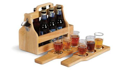 Brew Fest 5 oz. Glass Beer Tasting Set