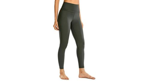 CRZ Yoga Women's High Waist Tight Yoga Pants