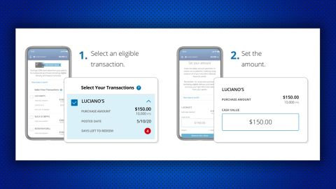 """Chase's """"Pay Yourself Back"""" tool is available via either desktop or mobile app."""