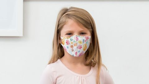 Love And Luxe Handmade Children's Face Mask