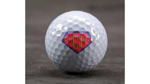 Personalized Golf Ball Mini Crate