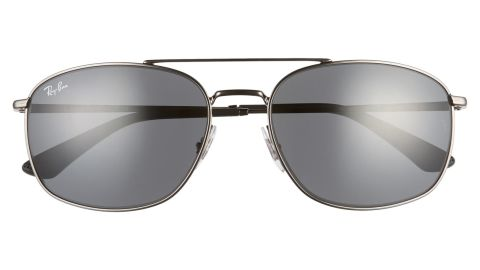 Ray-Ban 60mm Navigator Sunglasses