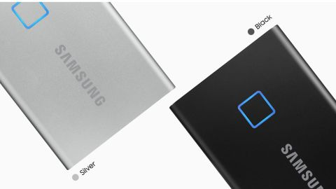 Samsung T7 Touch SSD