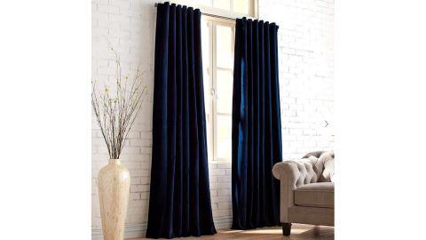 Sheridan Velvet Navy Curtain