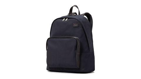 Nylon Twill Backpack