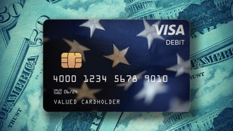Don't lose your stimulus money to debit card fees.