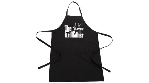 """""""The Grillfather"""" Apron"""