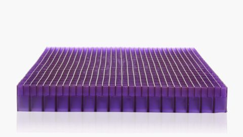 Purple Double Seat Cushion