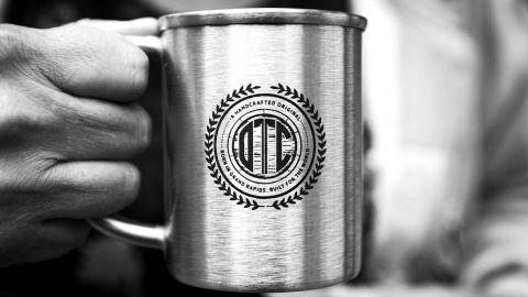 The Original Tin Cup